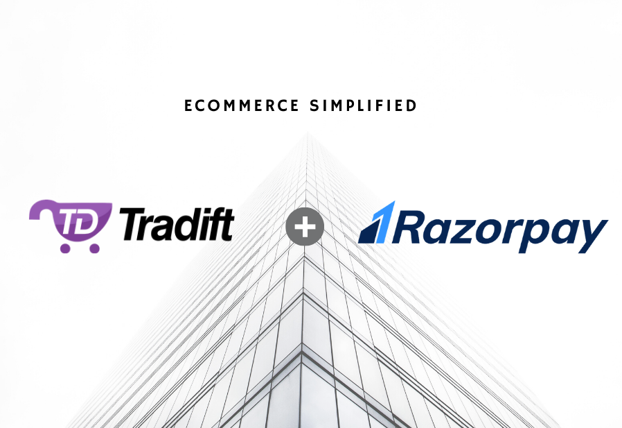 How to integrate Razorpay on your Tradift store image