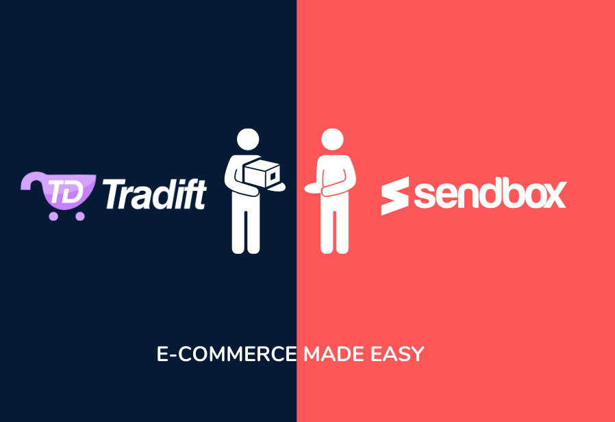 Tradift + Sendbox: Ship your e-commerce products worldwide with Sendbox image